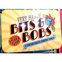 Very Handy Bits & Bobs Vintage Tin- Small.