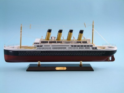 Titanic Historical Model Ship 50cm
