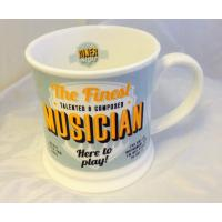'Musician' American Diner Mug- Occupations Cup range