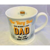 'Dad' Personalised Diner Mug- Friends & Family Cup range