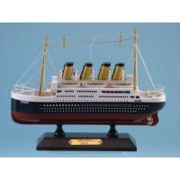 Titanic Historical Model Ship 20cm